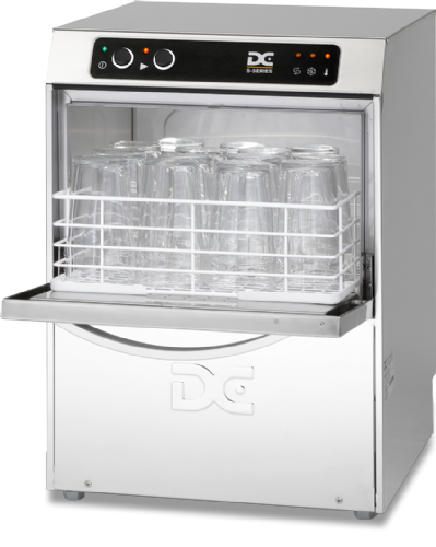 DC SG35 IS D Glasswasher with drain pump & water softener